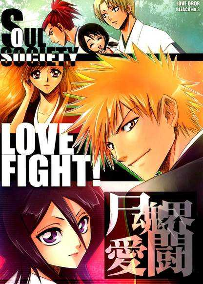 Bleach dj - Love Fight!